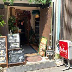 No.82 Cafe Lineさま!